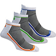Polaris Coolmax Socks 3pk SS15