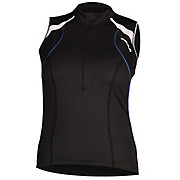 Endura Womens Sleeveless Rapido Jersey 2013
