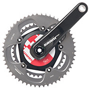 SRAM SRM Power Meter Double Chainset - BB30