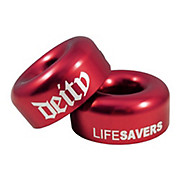 Deity Components Lifesaver End Caps 2014