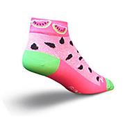 SockGuy Watermelon Womens Socks