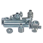 Bike Attitude Screw Nut & Clamp Set