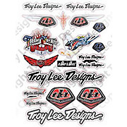 Troy Lee Designs Logo Sticker Page