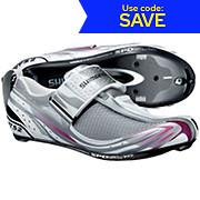 Shimano WT52 Womens SPD SL Triathlon Shoes