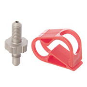 Hayes Prime Pinch Clamp and Bleed Fitting Kit