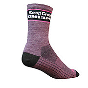 SockGuy Weird Cross 5 Wool Elite-Tech Socks