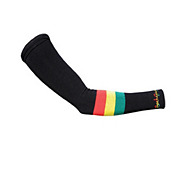 SockGuy Rasta Stripes Arm Warmers