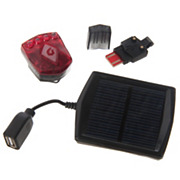 Blackburn Flea 2 USB-Solar Rear Light