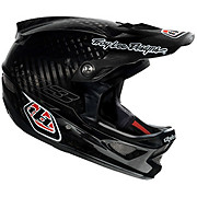 Troy Lee Designs D3 Carbon - Pinstripe Black 2014