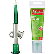 Weldtite Grease Gun With Teflon Bike Grease