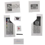 RockShox Boxxer World Cup 2011 Decal Kit