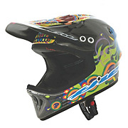 THE T2 Carbon Helmet - Day Of The Dead