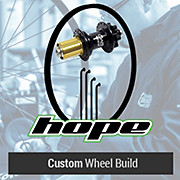 Hope Pro 2 Evo Disc Custom MTB Rear Wheel