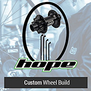 Hope Custom MTB Disc Front Wheel