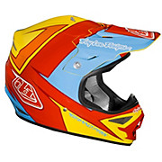 Troy Lee Designs Air Stinger Yellow-Red 2012