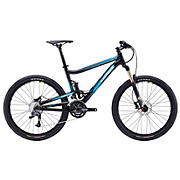 Commencal Super 4 3 Suspension Bike 2012