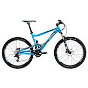 Commencal Super 4 1 Suspension Bike 2012