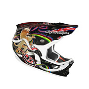 Troy Lee Designs D3 Carbon - Peaty 2012