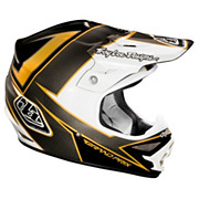 Troy Lee Designs Air Stinger Black-Gold 2012