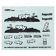 Ragley Bagger Decal Kit 2011