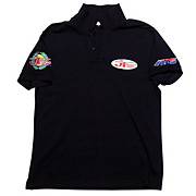 JT Racing Patch Polo Shirt - Oval Patch