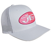 JT Racing Oval Trucker Hat