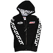 JT Racing Womens Hoodie - Oval Patch