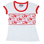 JT Racing Womens All Over Tee