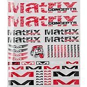 Matrix MC 101 Sticker Kit