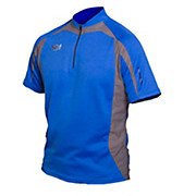 Royal MW 365 1-4 Zip Jersey - Short Sleeve