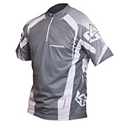 Royal Epic 1-4 Zip Jersey - Short Sleeve