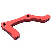 Clarks Anodised Brake Mount Adaptor Rear IS