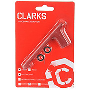 Clarks Alu Anodised Mount Adaptor Front Post