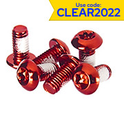 Clarks Alloy Annodised Rotor Bolts