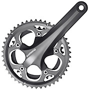 Shimano Ultegra CX70 Double 10sp Chainset
