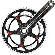 Campagnolo Centaur Red Carbon Double 10sp Chainset
