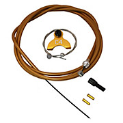 C4 Easy Glide Linear Brake Cable Kit