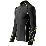 Skins A200 Thermal L-S Top W-Zipper 2014