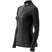 Skins A200 Womens Thermal L-S Top W-Zipper