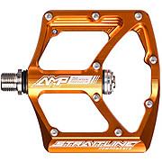 Straitline AMP Cro-Mo Axle Flat Pedals