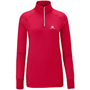 Salomon EXO Motion 1-2 Zip Womans Tee SS12