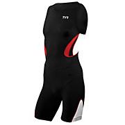 TYR Male Carbon Zipperback Tri Suit