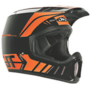 JT Racing ALS2 Full Face Helmet - Back In Black