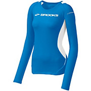 Brooks ID Elite Womans LS Top