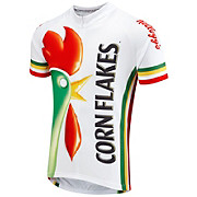 Foska Corn Flakes Road Cycling Jersey