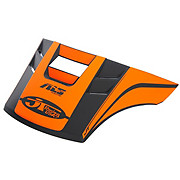 JT Racing ALS2 Replacement Visor - Back in Black