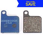 Goodridge Giant MPH 01-05-MPH2-3 Disc Brake Pads