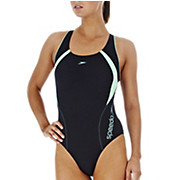 Speedo Lanesprint Powerback Swimsuit