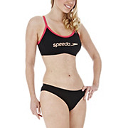 Speedo Logo 2 Piece Swimsuit