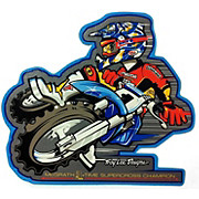 Troy Lee Designs Jeremy Showtime McGrath Sticker